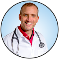 Meet Dr. Jason Kellsey. One of the friendly professional doctors at McLeod Vet Clinic.