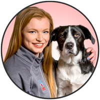 Maria Davis is one of the friendly and professional veterinary assistants at McLeod Veterinary Hospital.